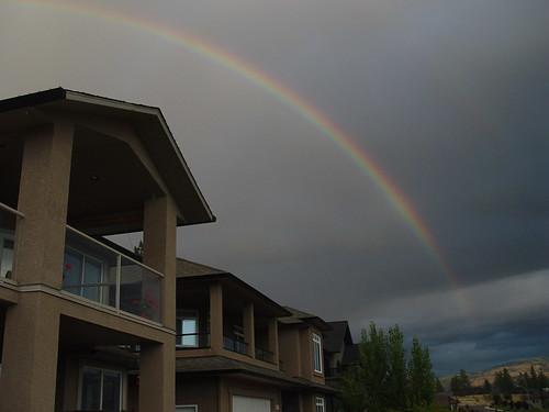 I Can See a Rainbow, See a Rainbow....