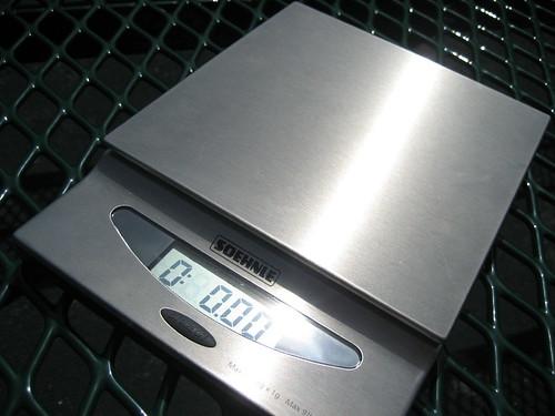 Sohnle scale