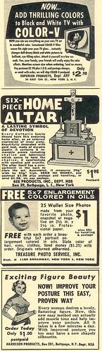 ad strip 1956