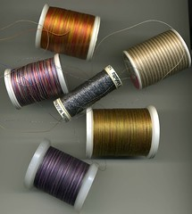 Variegated Threads