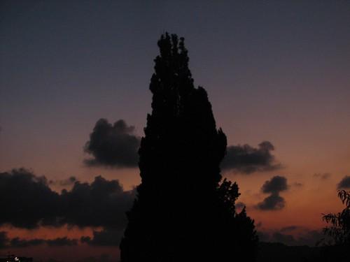 Sunset in Ein Karem