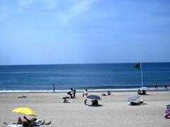 Beach, Biarritz, France
