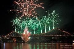 Fireworks on the Story Bridge 2