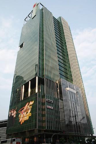 Microsoft's HQ