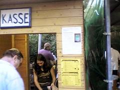 Würzblog-Artikel beim Weinfest in Grombühl