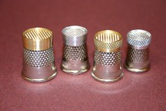 Raised Edge Quilters Thimbles