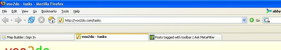 Firefox Bookmarks Toolbar Acting Funny (but not   Ask MetaFilter