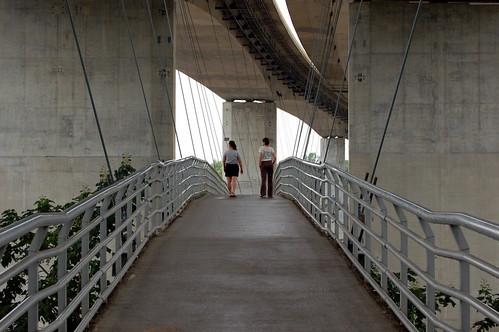 Hanging Walkway