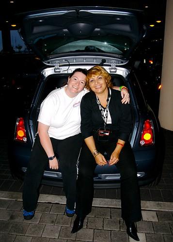 Stacey & Marina