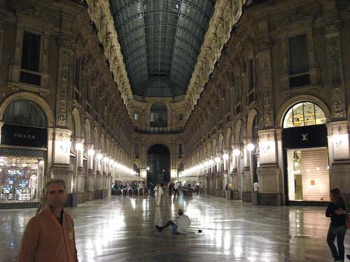 Galleria - Milan Italy