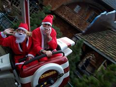 Europa Parc en père Noël
