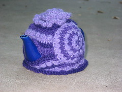 Freeform Tea Cozy