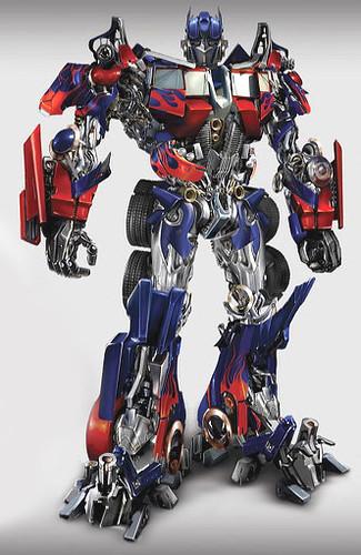 Optomus Prime