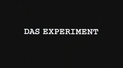 title screen from Das Experiment