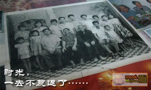 外婆家的老照片