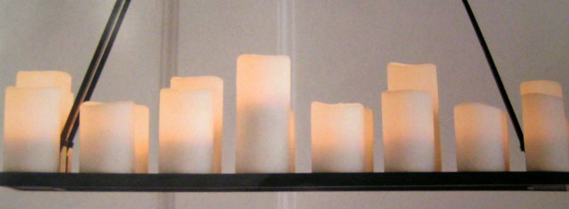 Perfect pillar candle rectangular chandelier frieze fantastic diy pillar candle rectangular chandelier vintage pillar candle haha vickilicious aloadofball Choice Image