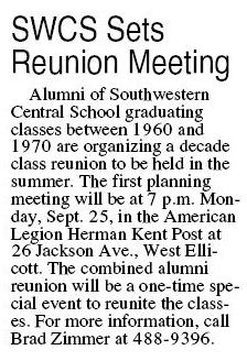 Reunion graphic