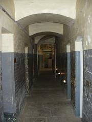 Couloir de la prison d'Oxford