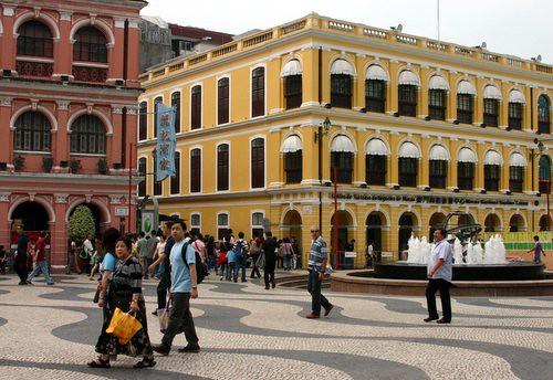 Macau Square