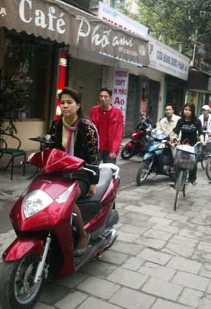 Pavement Hanoi