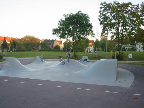 Fahrrad Park