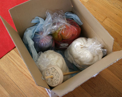 Haul from Hello Yarn