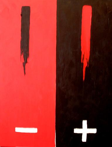 opposites canvas