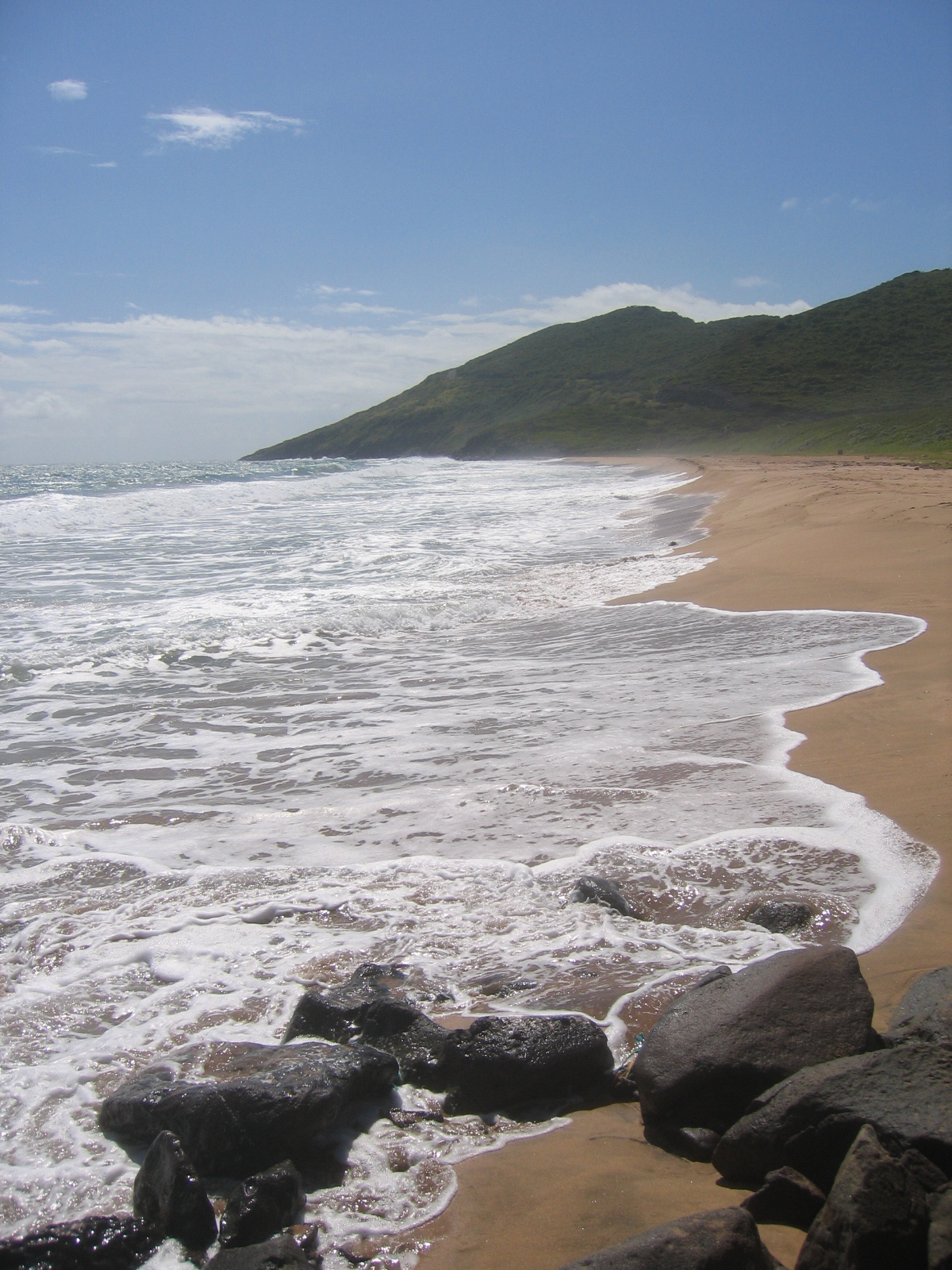 North Friar Beach, St. Kitts