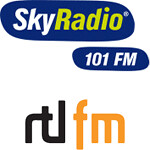 Sky Radio, RTL FM)