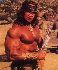 Obaasan Warrior