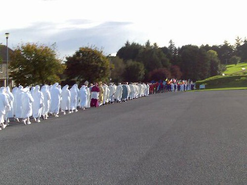 The Rosary Procession, Knock