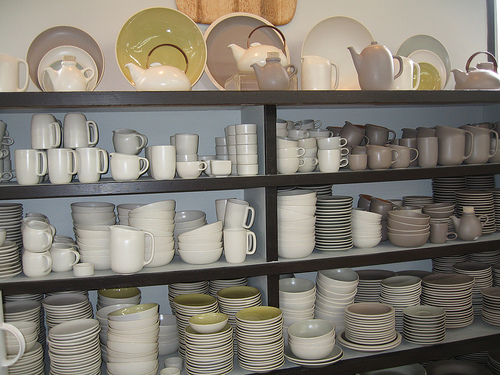 Heath Ceramics   Factory Tour (Sausalito, California)