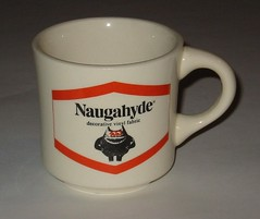 Naugahyde Coffee Mug