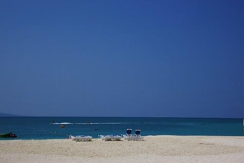 OKINAWA - Beach
