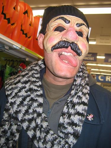 scary mann!