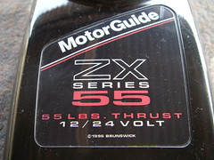 MotorGuide ZX55