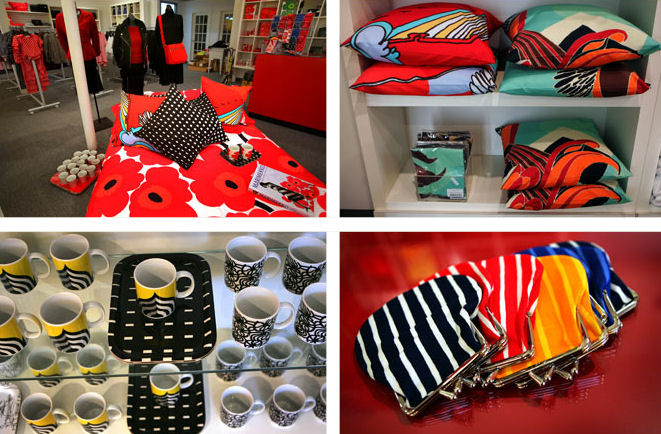 Marimekko's First Concept Store (USA) Opens in Cambridge, MA!