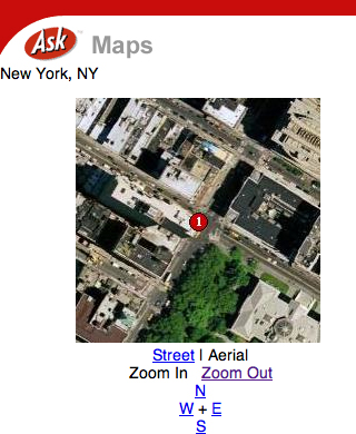 Ask Mobile Maps