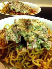 Crispy Noodle Salad.