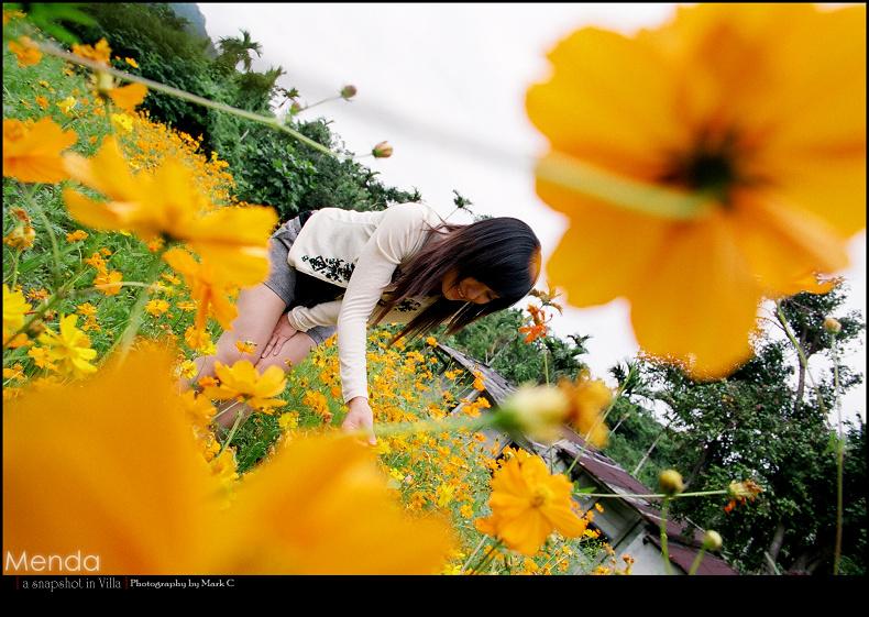 [小品拍]Menda - 花蓮villa的小小拍