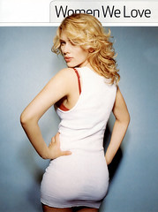 Scarlett Johansson elegida 'la mujer más sexy del mundo' por la revista Esquire