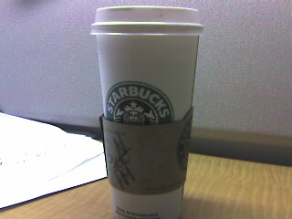 Worst. Coffee. Ever.
