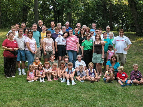 Arconati Family Reunion
