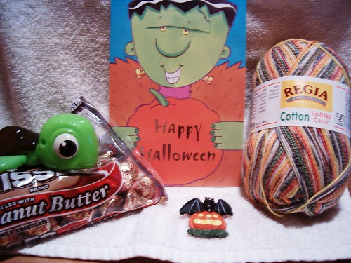 Halloween RAK!  From Fiberfool