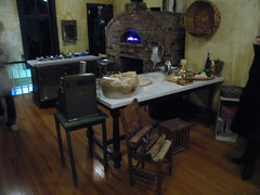 Lucali, Make Table & Oven