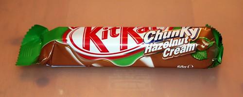 Chunky Hazelnut Cream