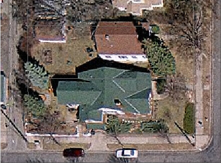 House Aerial Photo