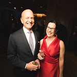 Trustees Russ Mayerfeld and Mary Pat Studdert