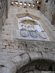 puerta muralla Rodas