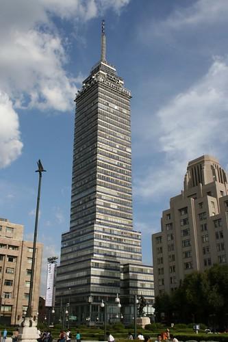 Torre Latinoamericana Mexico